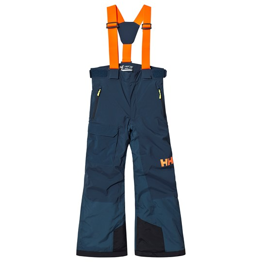 Helly Hansen Teal No Limits Junior Ski Pants 504