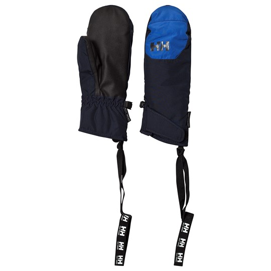 Helly Hansen Blue Swift Junior Ski Mittens 597