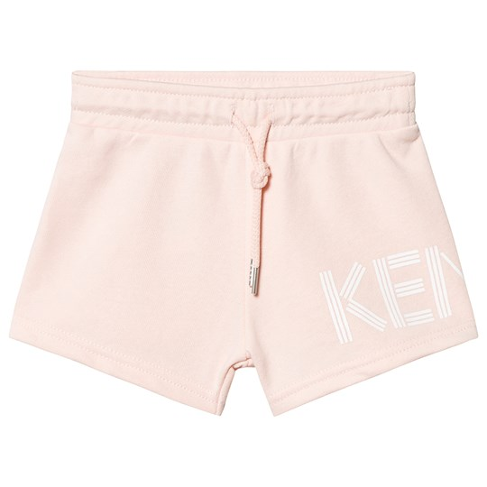 Kenzo Шорты Pale Pink Logo Sweat Shorts 32