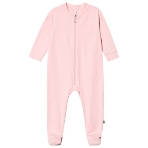 Image of A Happy Brand Footed Baby Body Pink 50/56 cm (1208714)