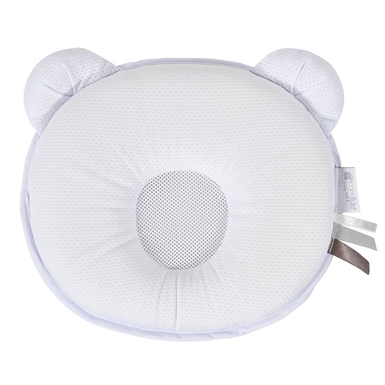 Candide Candide Air Panda Pillow White Vit grå