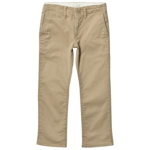 Image of GAP Stretch Khaki Beige 10 (9-10 år) (687956)