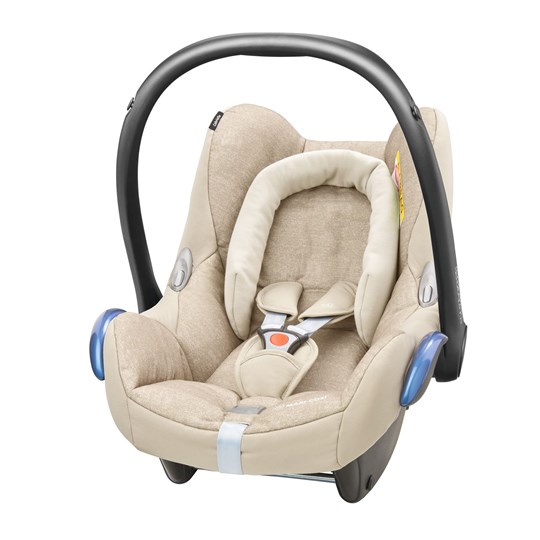Maxi-Cosi CabrioFix Infant Carrier Nomad Sand Nomad Sand