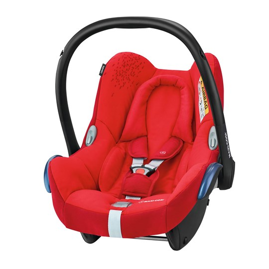 Maxi-Cosi CabrioFix Infant Carrier Vivid Red VIVID RED