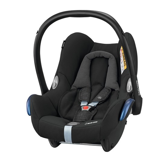 Maxi-Cosi CabrioFix Infant Carrier Nomad Black Nomad Black