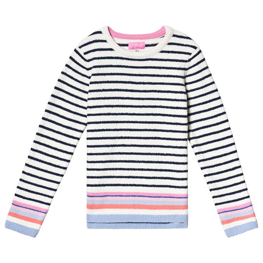 f0cdaa0cf Tom Joule - Multi Stripe Chenille Sweater - Babyshop.com
