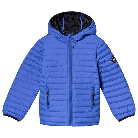 Tom Joule Blue Padded Jacket Dazzling Blue