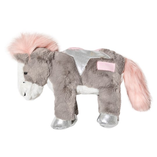 Tom Joule Grey and Pink Unicorn Character Bag GREY UNICORN