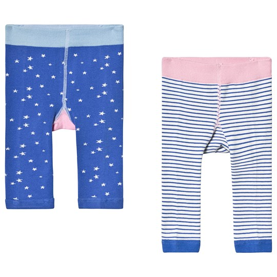 Tom Joule Blue 2 Pack Unicorn Character Leggings Blue Unicorn Horse