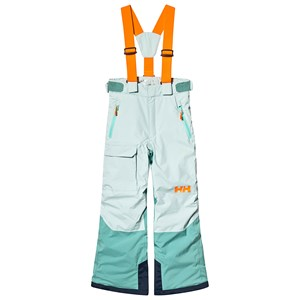 Image of Helly Hansen Mint Green No Limits Junior Ski Pants 8 years (3125244761)