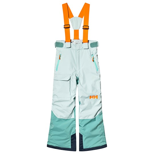 Helly Hansen Mint Green No Limits Junior Ski Pants 460