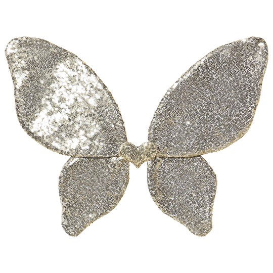 Mimi & Lula Gold Sparkle Sequin Fairy Wings 05