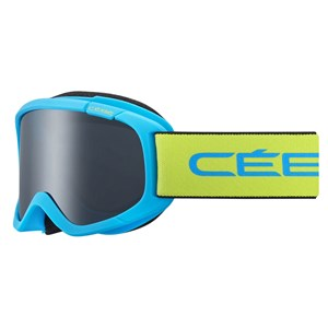 Image of Cébé Jerry 2 Ski Goggles Matte Blue/Lime Small (1156075)