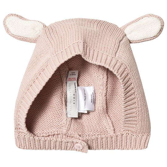 Stella McCartney Kids Pink Ear Hat 5769 - Pearl Pink