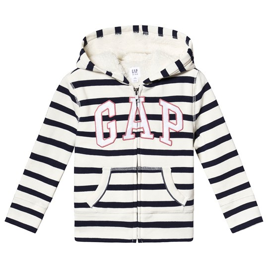 GAP Hoodie Ivory Frost IVORY FROST