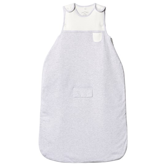Mori Grey Clever Sleeping Bag Grey