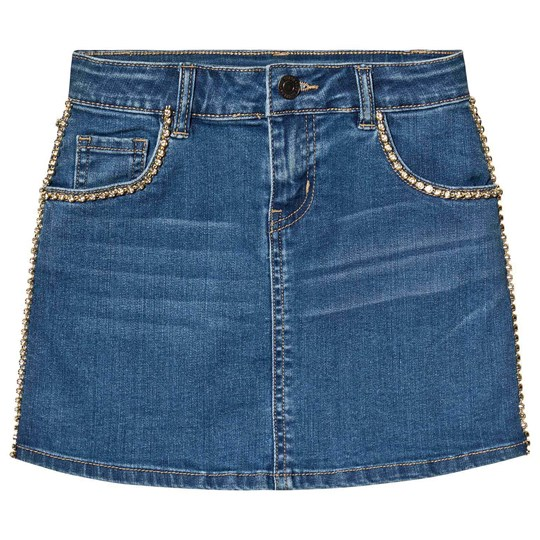 Guess Studded Denim Skirt MISE