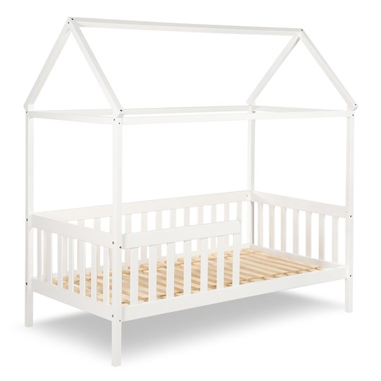 JOX Junior House Bed White