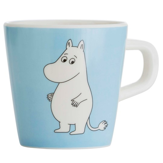 Moomin Water & Bath Moomin Cup Blue Multi
