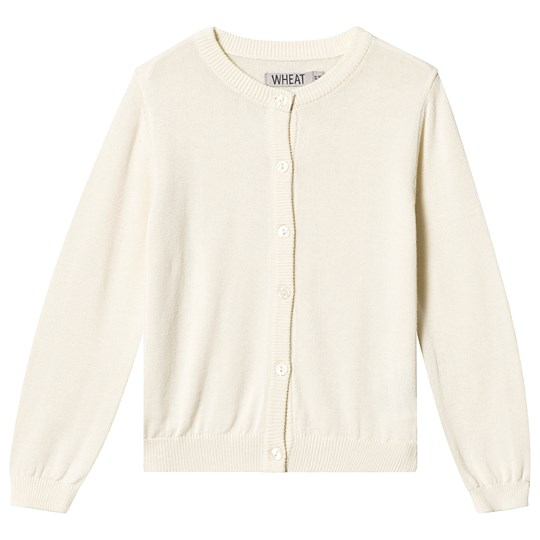 Wheat Knit Cardigan Tanja Ivory Ivory