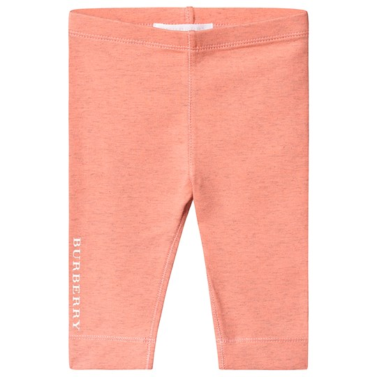 Burberry Pink Mini Penny Logo Leggings A2182