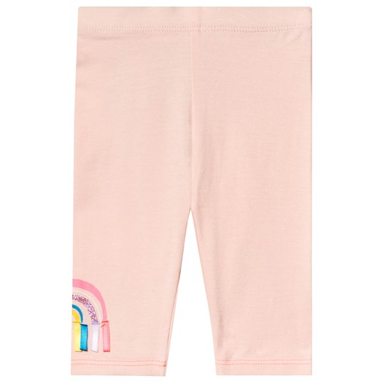 Billieblush Light Pink Rainbow Leggings