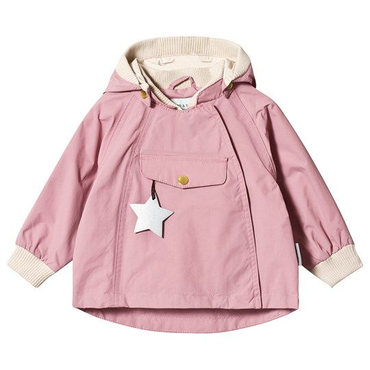 Mini A Ture Wai Jacket Lilas Rose Lilas Rose