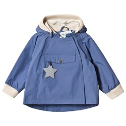 Mini A Ture Wai Jacket Blue Horizon