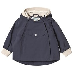 Mini A Ture Wai Jacket Blue Nights
