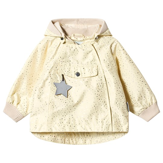 Mini A Ture Wai Jacket Anise Flower Yellow Anise Flower