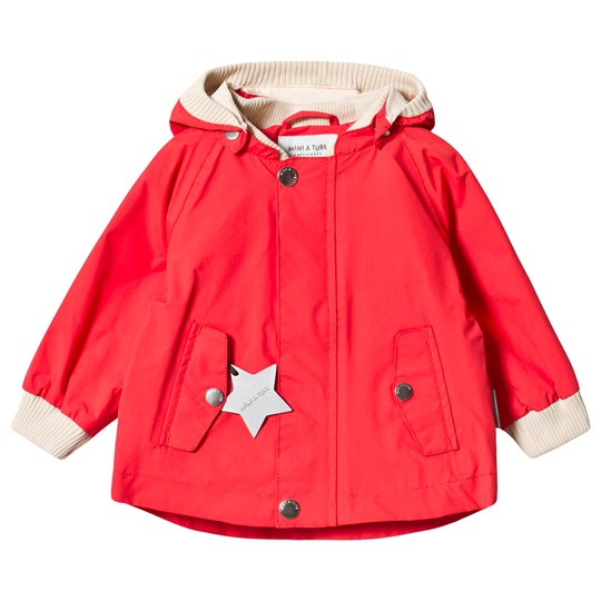 Mini A Ture Wally Jacket Bitter Sweet Red Bitter Sweet Red