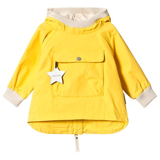 Mini A Ture Baby Vito Jacket Daffodil Yellow Daffodil Yellow