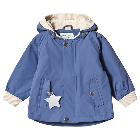 Mini A Ture Wally Jacket Blue Horizon Blue Horizon
