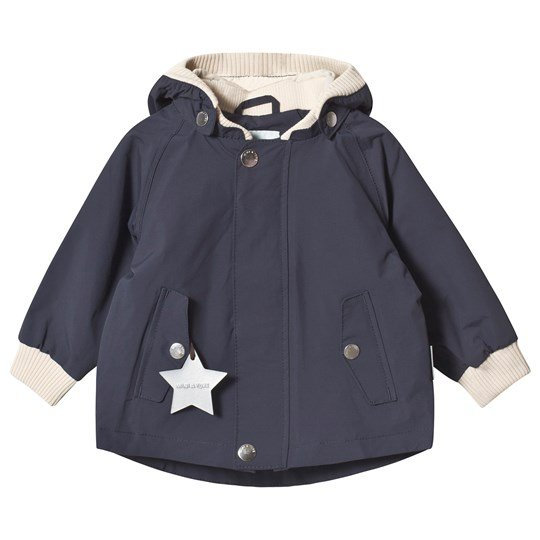 8c7f199d Mini A Ture - Wally Jacket Blue Nights - Babyshop.com
