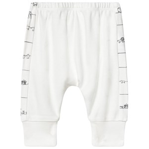 Image of Mori Animal Family Sweatpants 12-18 months (3125353665)