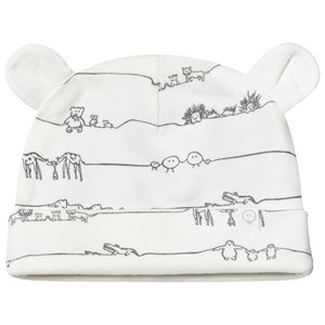 Image of Mori Animal Family Beanie 3-6 months (3125353669)
