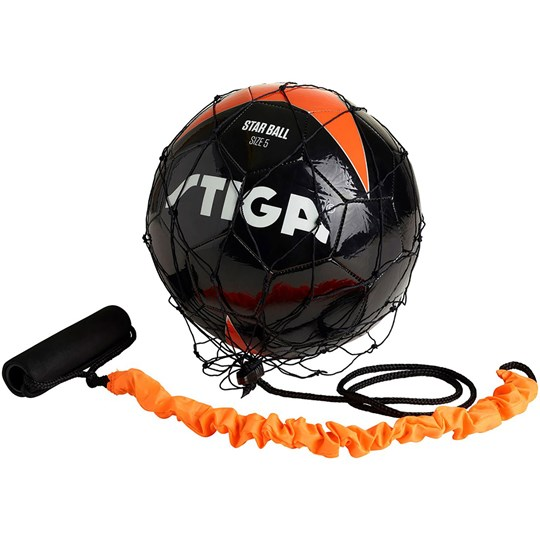 STIGA Kick Trainer for Footballs Black