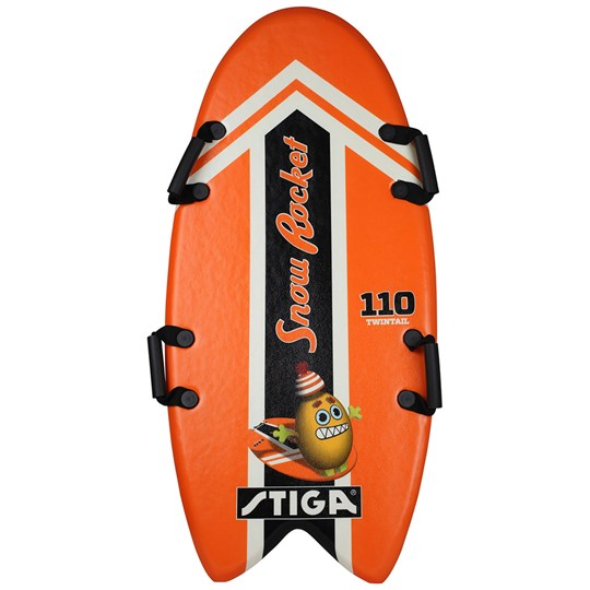 STIGA Snow Rocket 110 - Twintail Orange Oranssi