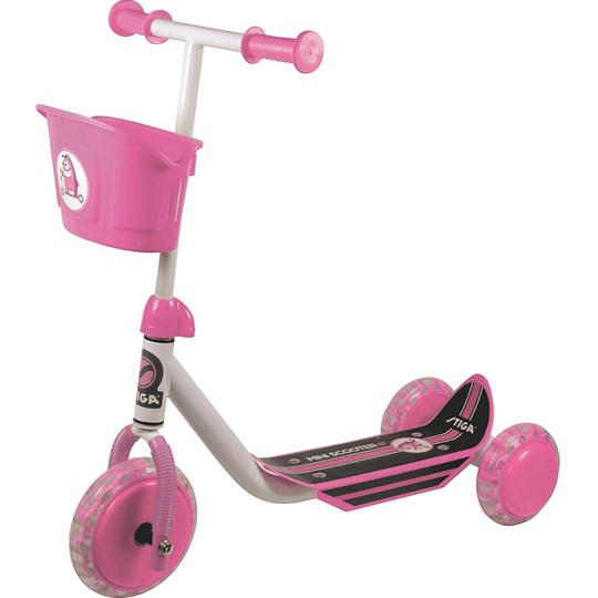 STIGA Scooter, Mini, Rosa Multi