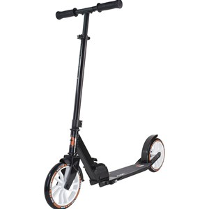 Image of STIGA Big Wheel Scooter Route 200-S Sort 7 - 18 years (956484)