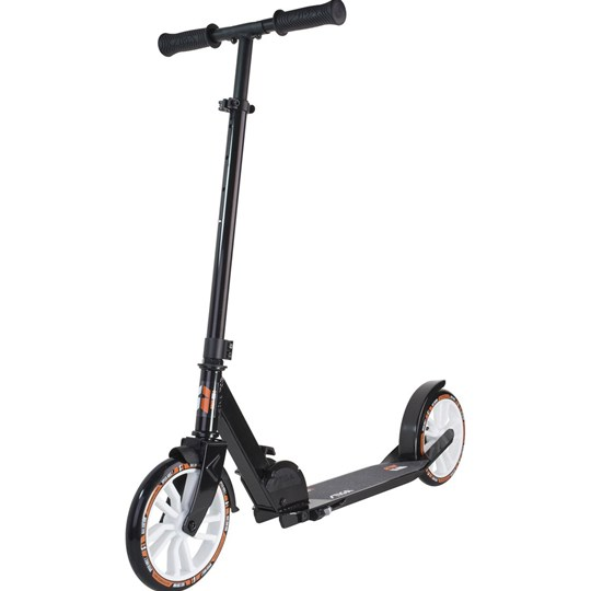 STIGA Big Wheel Scooter, Route 200-S, Black Black