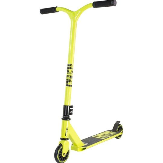 STIGA Trick Scooter, Hood, Lime Yellow