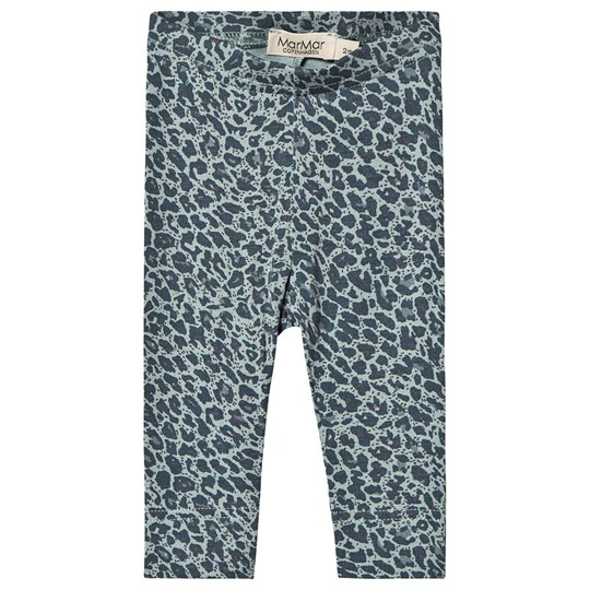 MarMar Copenhagen Shaded Blue Leo Leggings Shaded Blue Leo
