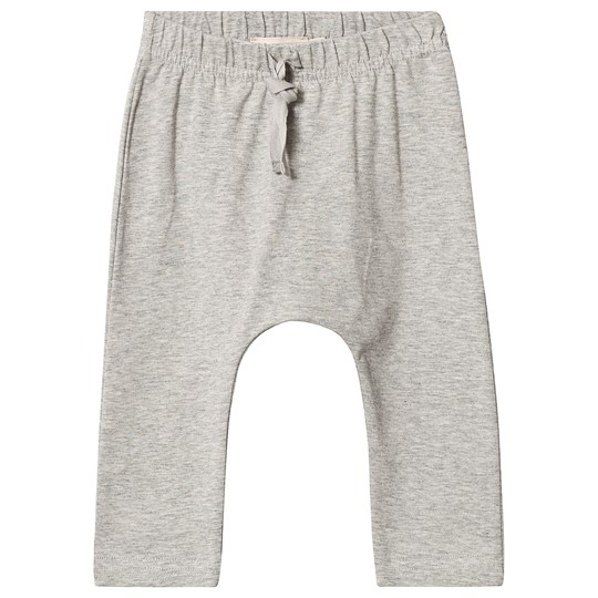 MarMar Copenhagen Light Grey Melange Pants Light Grey Melange