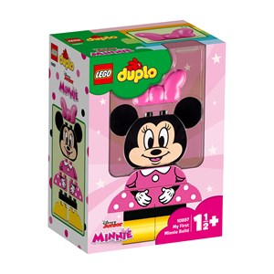 Image of LEGO DUPLO 10897 LEGO® DUPLO® Disney™ My First Minnie Build 24+ months (3151388347)
