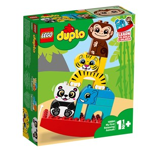 Image of LEGO DUPLO 10884 LEGO® DUPLO® My First Balancing Animals 24+ months (1322054)