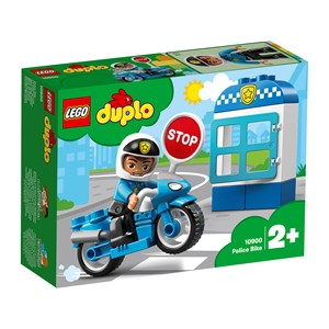 Image of LEGO DUPLO 10900 LEGO® DUPLO® Town Police Bike 24+ months (3150380429)