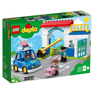 Image of LEGO DUPLO 10902 LEGO® DUPLO® Town Police Station 24+ months (3150380433)