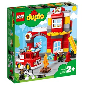 Image of LEGO DUPLO 10903 LEGO® DUPLO® Town Fire Station 24+ months (3149053385)
