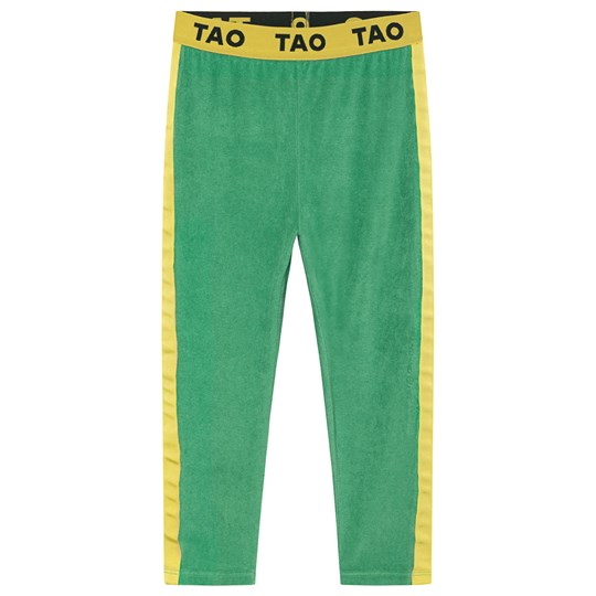 The Animals Observatory Eagle Kids Pants Green Green